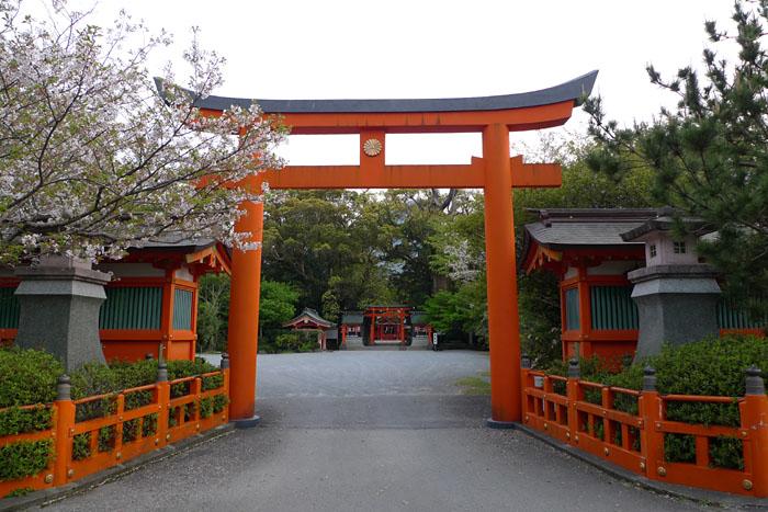 指宿市 枚聞神社 2