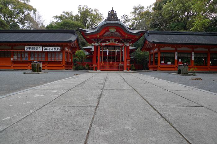 指宿市 枚聞神社 4