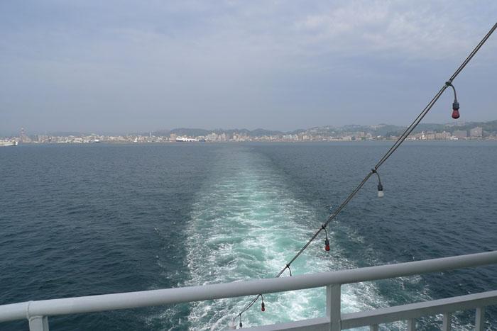 桜島フェリー 鹿児島港 ~ 桜島港 5