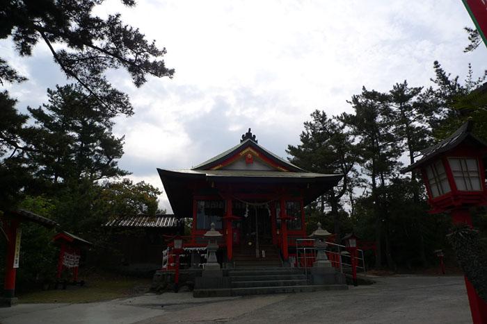 鹿児島市 月読み神社 2