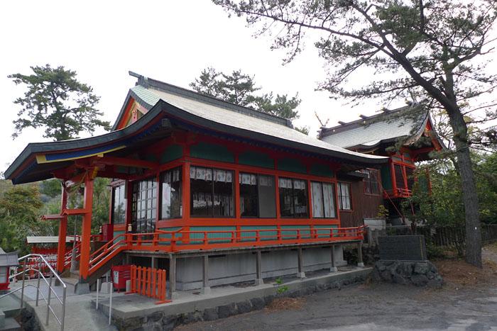 鹿児島市 月読み神社 3