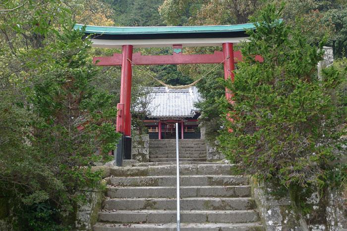 霧島市 韓国宇豆峯神社 3