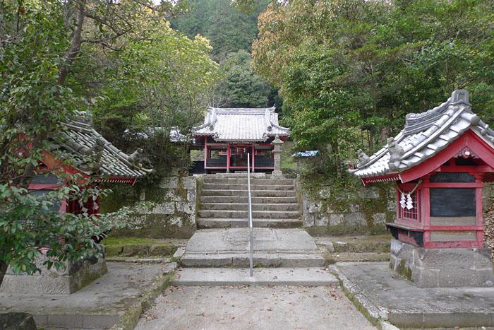 霧島市 韓国宇豆峯神社 1
