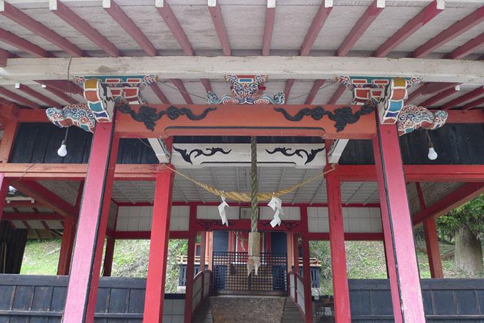 霧島市 韓国宇豆峯神社 4