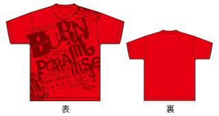 Tシャツ赤