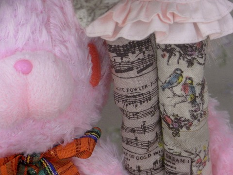 音符と小鳥さん