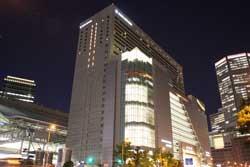 ホテルグランビア大阪