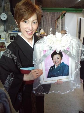 金婚式 友麻