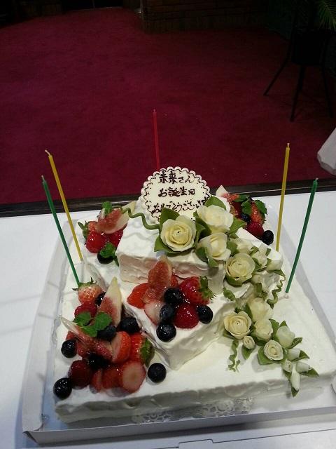 風月堂ケーキ