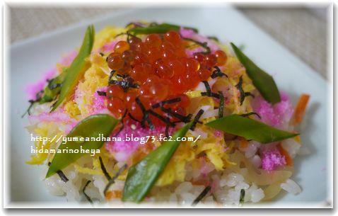 チラシ寿司130304