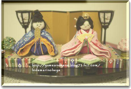 手作り雛人形130304
