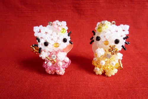 花の妖精キティ&ミミィ