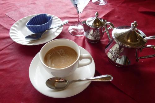 ランチ(コーヒー)