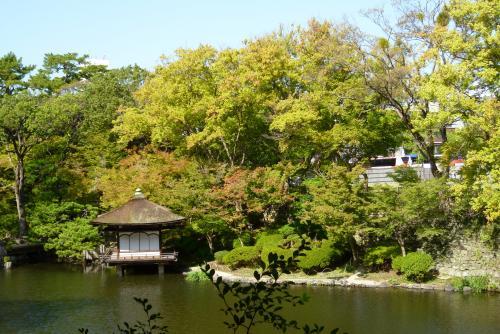 紅葉渓庭園(鳶魚閣)