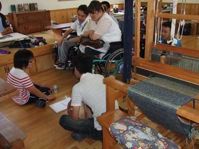 障害者派遣プロジェクト8