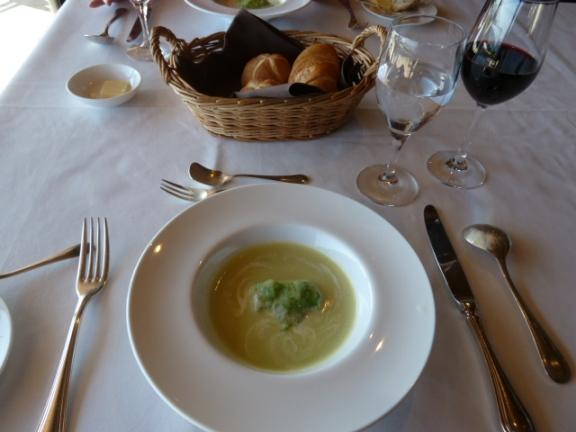 鴨川七里のスープ