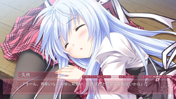 天使の寝顔(寝てるとき限定w)
