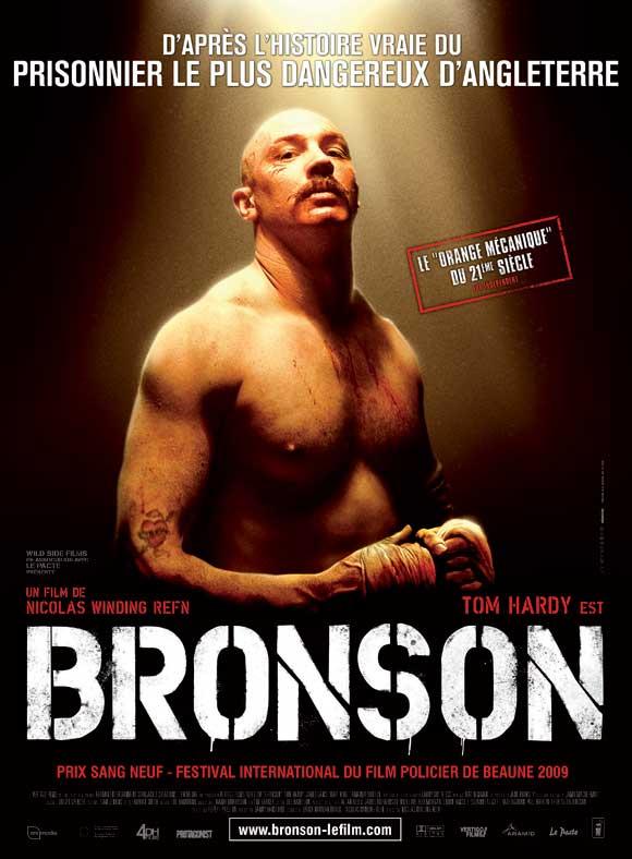 No837 『ブロンソン』