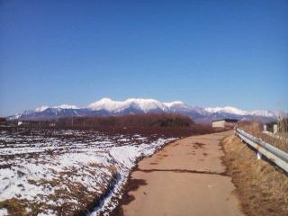 八ヶ岳2012・3・27