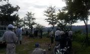 2012-07-01 岩田神社草刈り