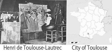 Toulouse-Lautrec Collage 02