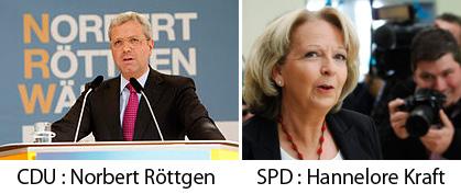 Nortrhine Westfahren 地方議会選挙01