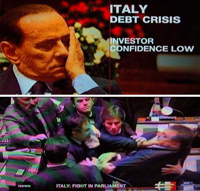 Italia Austerity