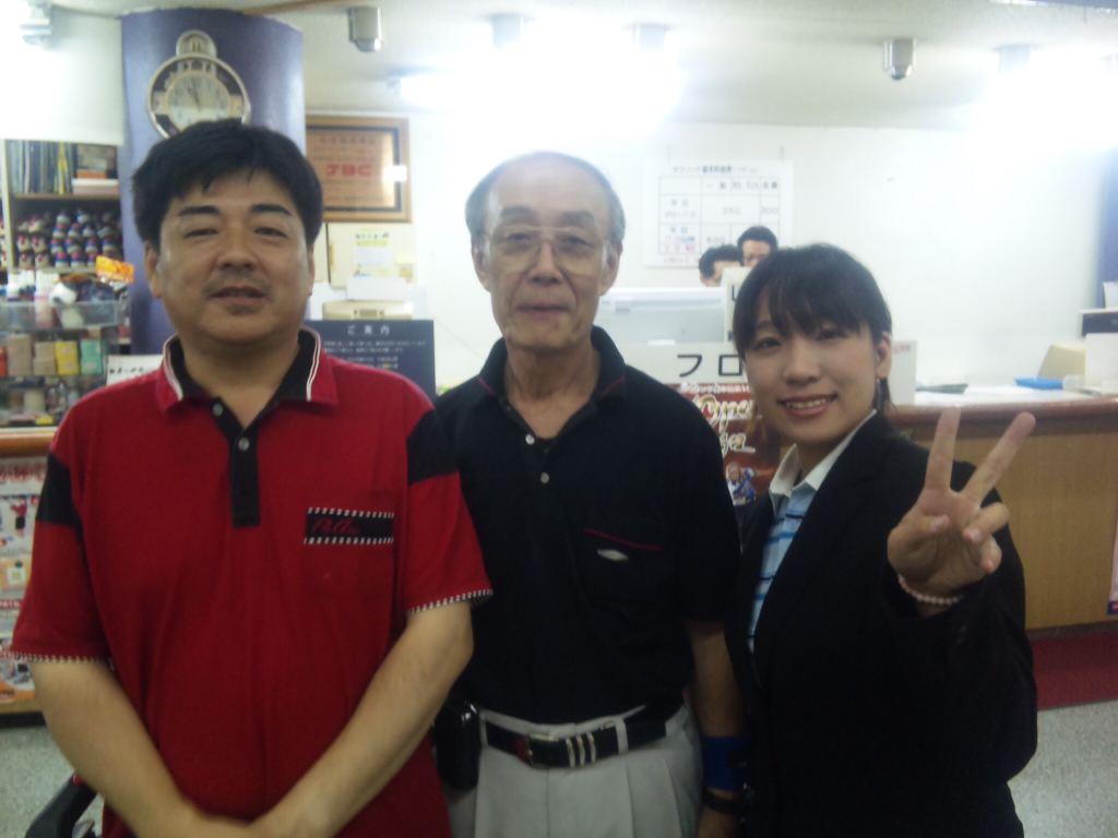 櫻井パパと春藤さん