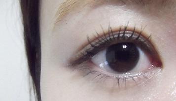 目ヂカラ。