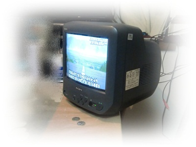 テレビ壊れる1