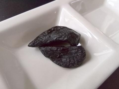 はさま屋の黒にんにく (1)