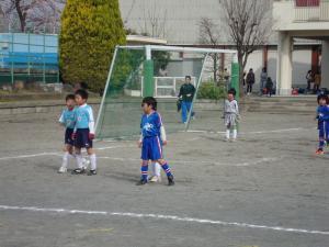 2011年 U8 嶮山カップ@嶮山小学校