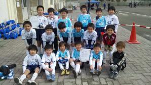 【第3回青葉カップU8】大会コメント+青葉FCブルー vs もえぎ野FC/ @すすき野小学校