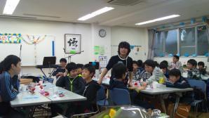 2011年度6年生を送る会