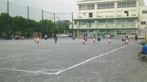 【2012年度 練習試合】 青葉FC U12、U8 vs 藤が丘少年SC Vol.1 @藤が丘小学校/少年サッカー