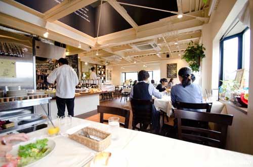 千葉市 炭焼イタリアン バウレット 土気 ランチ おいしい 満足 肉料理 サラダバー ドリンクバー9 駐車場