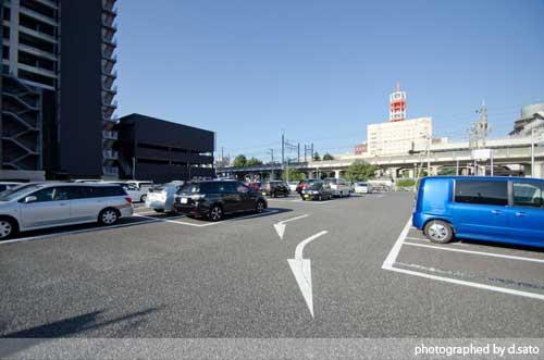 千葉県 千葉市 千葉みなと駅 ペントハウス PENTHOUSE オーシャンテーブル 5F イタリアン ランチ 海が見える 絶景 駐車場 アクセス32