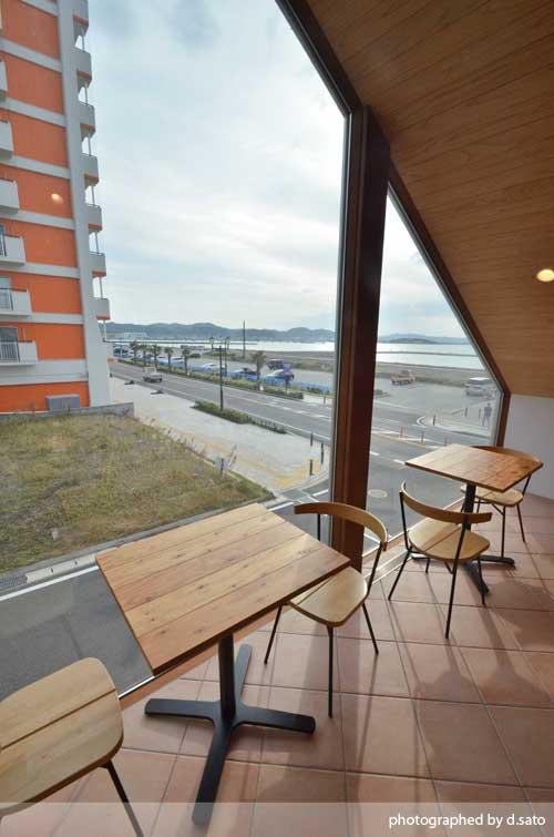 千葉県 館山市 北条 海岸 SEA DAYS COFFEE シーデイズコーヒー 海が見える カフェ 海沿い ボルダリング2