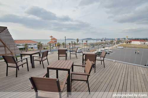 千葉県 館山市 北条 海岸 SEA DAYS COFFEE シーデイズコーヒー 海が見える カフェ 海沿い ボルダリング5