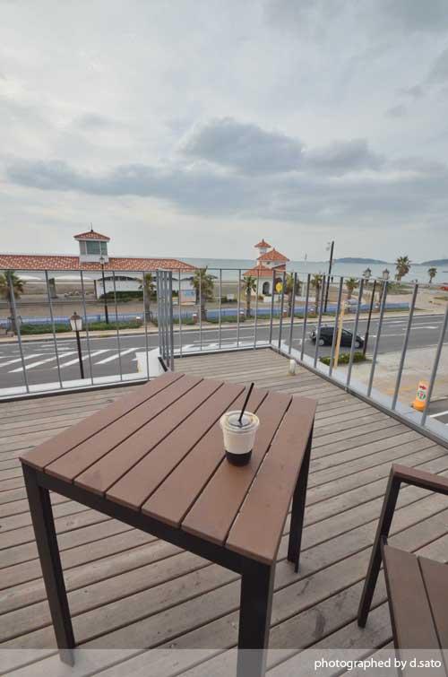 千葉県 館山市 北条 海岸 SEA DAYS COFFEE シーデイズコーヒー 海が見える カフェ 海沿い ボルダリング6
