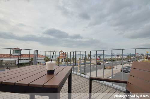 千葉県 館山市 北条 海岸 SEA DAYS COFFEE シーデイズコーヒー 海が見える カフェ 海沿い ボルダリング7