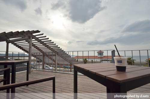 千葉県 館山市 北条 海岸 SEA DAYS COFFEE シーデイズコーヒー 海が見える カフェ 海沿い ボルダリング9