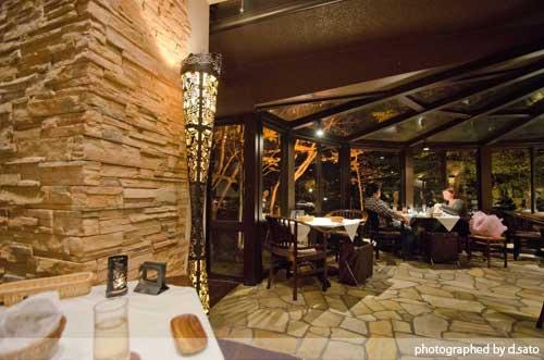 静岡県 伊東市 アンダリゾート伊豆高原口コミ 夕食 写真 ディナー コース レストラン写真02