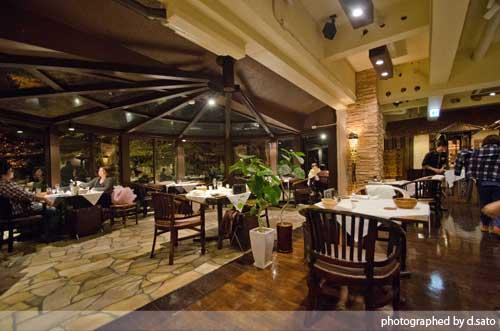 静岡県 伊東市 アンダリゾート伊豆高原口コミ 夕食 写真 ディナー コース レストラン写真03