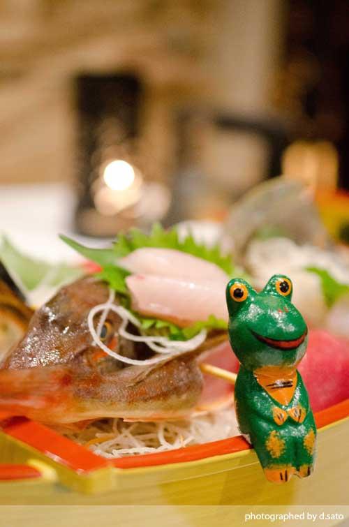 静岡県 伊東市 アンダリゾート伊豆高原口コミ 夕食 ディナー 写真14