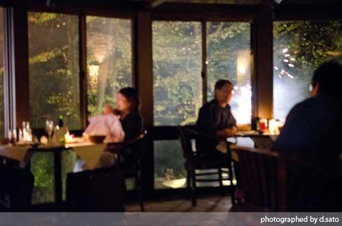 静岡県 伊東市 アンダリゾート伊豆高原口コミ 夕食 ディナー バースデーサプライズの写真02