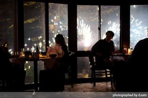 静岡県 伊東市 アンダリゾート伊豆高原口コミ 夕食 ディナー バースデーサプライズの写真03
