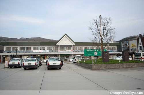 長野県 白馬 観光 大出の吊橋 レンタサイクル 散策 白馬駅 写真5