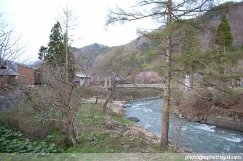 長野県 白馬 観光 大出の吊橋 レンタサイクル 散策 白馬駅 写真7