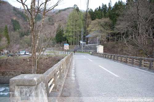 長野県 白馬 観光 大出の吊橋 レンタサイクル 散策 白馬駅 写真8